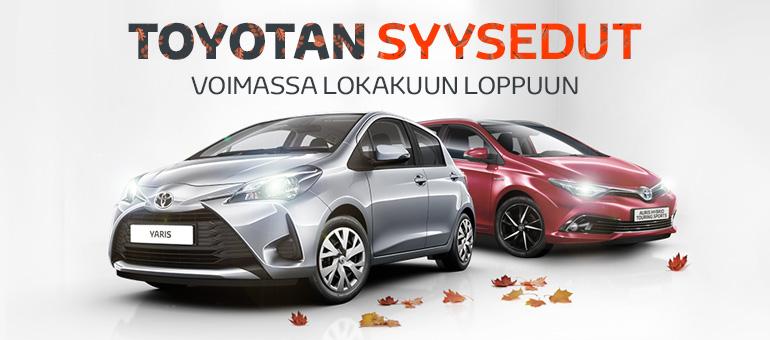 Toyota huolto vantaa